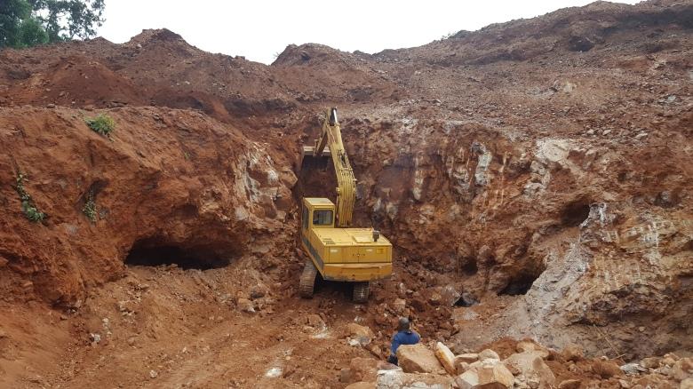 tanzaplus minerals open pit mining exploration